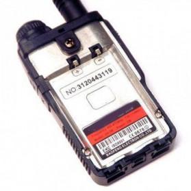 Taffware Walkie Talkie Dual Band 99CH 2W UHF+VHF - BF-UV3R - Black - 2