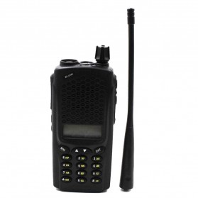 Taffware Walkie Talkie Dual Band 8W 128CH UHF+VHF - UV-B5 Plus - Black - 5