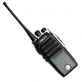 Neuni Walkie Talkie Single Band Two Way Radio 5W 16CH UHF - N15/KS315 - Black