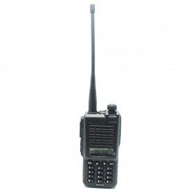Taffware Walkie Talkie Dual Band 8W 128CH UHF+VHF - BF-5111UV - Black