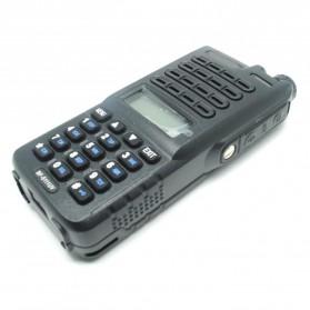 Taffware Walkie Talkie Dual Band 8W 128CH UHF+VHF - BF-5111UV - Black - 4