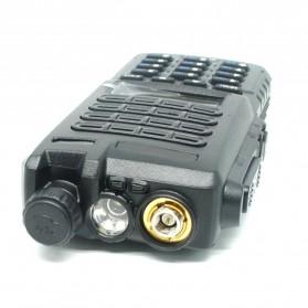 Taffware Walkie Talkie Dual Band 8W 128CH UHF+VHF - BF-5111UV - Black - 5