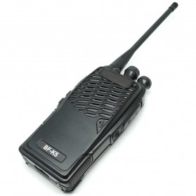 Taffware Walkie Talkie Single Band 5W 16CH UHF - BF-K5 - Black - 2