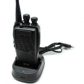 Taffware Walkie Talkie Single Band 5W 16CH UHF - BF-K5 - Black - 3