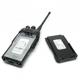 Taffware Walkie Talkie Single Band 5W 16CH UHF - BF-K5 - Black - 5