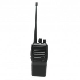 Taffware Walkie Talkie Single Band 5W 16CH UHF - VS-51 - Black - 2