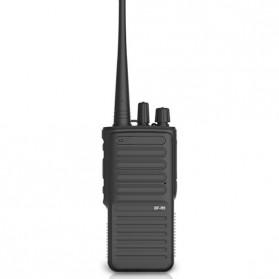 Pofung Taffware Walkie Talkie Single Band 6W 16CH UHF - BF-R5 - Black