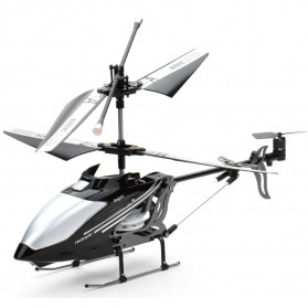 iHelicopter Lightspeed Mainan RC Helikopter - Black - 1