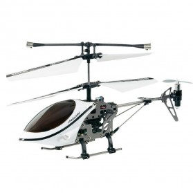 Remot Kontrol - iHelicopter Lightspeed Mainan RC Helikopter - White