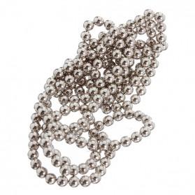 MINOCOOL Buckyballs Neocube Magnet Balls Toys 216 PCS 3mm - TH007004A - Silver - 4