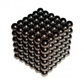 MINOCOOL Buckyballs Neocube Magnet Balls Toys 216 PCS 3mm - TH007004A - Black