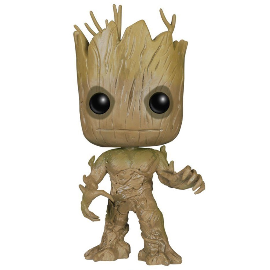 Funko POP! Marvel Guardians of the Galaxy Dancing Groot - Brown ... 73e177bace