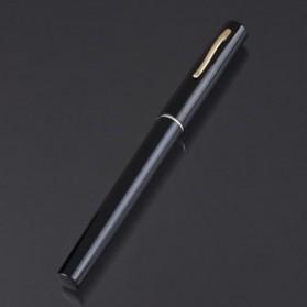 Mini Portable Extreme Pen Fishing Rod Length 1.5M - Black - 4