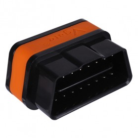 VGate ICAR 2 Car Diagnostic OBD2 ELM327 Bluetooth V1.7 - Black/Orange - 2