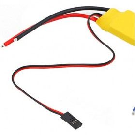 30A Brushless Motor Speed Controller RC BEC ESC T-Rex 450 V2 Helicopter Boat F5 - 4