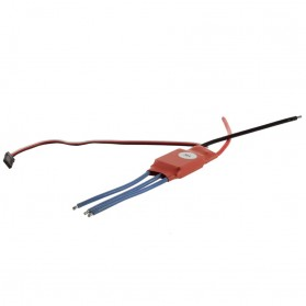 30A SimonK Firmware Brushless ESC with 3A 5V BEC for RC Quad Multi Copter - 2
