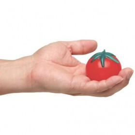 Squishy Anti Stress Ball Bentuk Tomat - Red