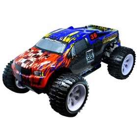 HSP Bigfoot Racing Car Remote Control - 94111 - Blue