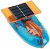 Mainan Mobil Solar Tenaga Matahari Space Craft Smallest Racing Car - Blue