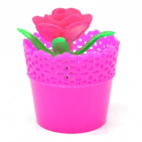 Mainan Bunga Mekar 1 PCS - Multi-Color