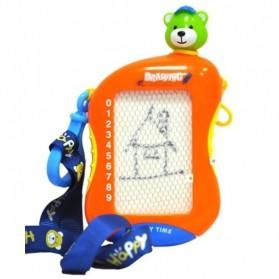 Color drawing board 201-1 Kids Toys - Orange