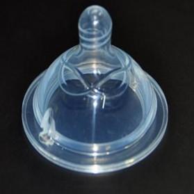 Hbaby Baby Wide Super Mouth Nipple - LK-3000 / Karet Pengganti Dot - Transparent