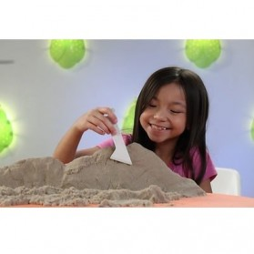 Squishy Sand Moldable Sand Kids Toys /  Mainan Pasir - 3