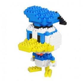 Puzzle Microparticles Blocks Donald Duck Kids Toys - Multi-Color