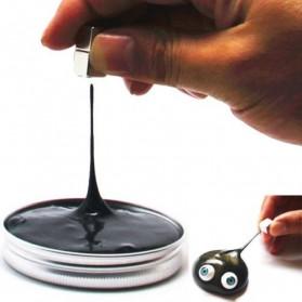 Magnetic Putty Plasticine / Plastisin Magnet - Black