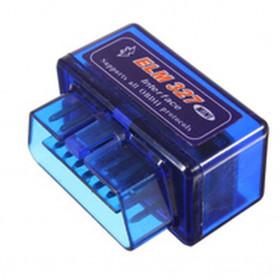 B20 Car Diagnostic ELM327 Bluetooth OBD2 V2.1 Automotive Test Tool - Blue - 6