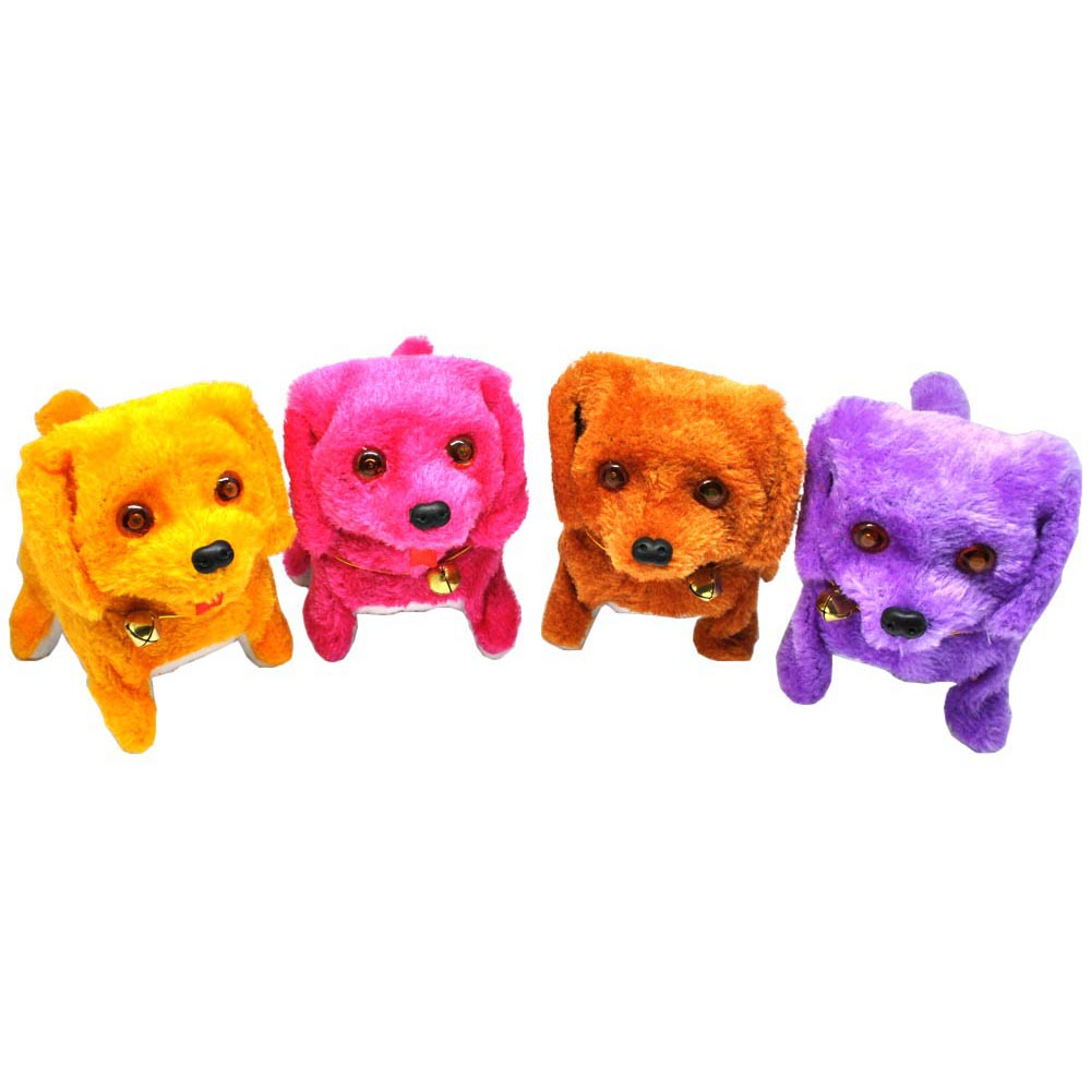 Children Educational Electric Dog Toy Mainan Boneka Anjing Multi Color Jakartanotebook Com