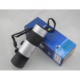 Teropong Monokular Night Vision 15-55x21 - Silver - 5