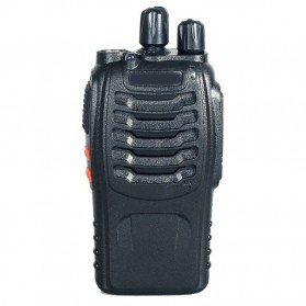 Taffware Walkie Talkie Single Band 16CH UHF - BF-888S - Black - 2