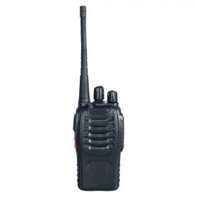 Taffware Walkie Talkie Single Band 16CH UHF - BF-888S - Black - 3