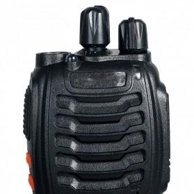 Taffware Walkie Talkie Single Band 16CH UHF - BF-888S - Black - 4