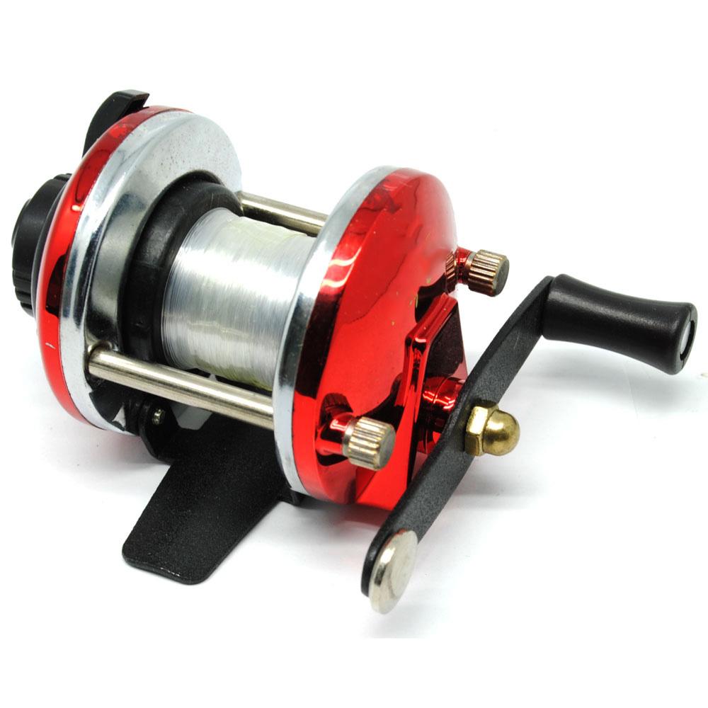 Mini Portable Extreme Pen Fishing Rod Length 135m With Kit 1m Pancing Pena Xing Sheng Reel Xs 103 Red