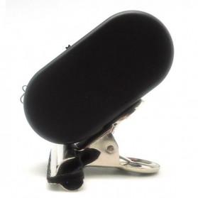 Alarm Pancing Waterproof dengan Klip Metal - A8-2 - Black - 2