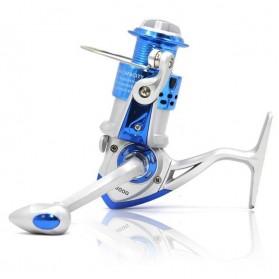Debao CS3000 Fishing Spinning Reel 8 Ball Bearing / Reel Pancing - Blue - 5
