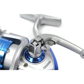 Debao CS3000 Fishing Spinning Reel 8 Ball Bearing / Reel Pancing - Blue - 9
