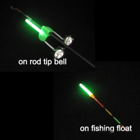 OceanSun Glow Light Stick Lampu Pancing Fluorescent Float 5 Pcs 15 M - 3016 - 5