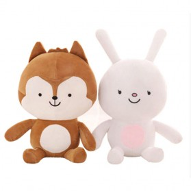 Descendant Of The Sun Neukkun and Hayang Couple Doll 2pcs 20CM