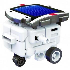 Mainan DIY Robot Edukasi Solar Rechargeable 7 in 1 Space Fleet - SF34 - 4
