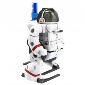 Mainan DIY Robot Edukasi Solar Rechargeable 7 in 1 Space Fleet - SF34 - 5