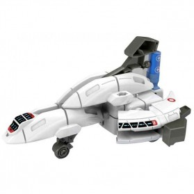 Mainan DIY Robot Edukasi Solar Rechargeable 7 in 1 Space Fleet - SF34 - 7