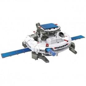 Mainan DIY Robot Edukasi Solar Rechargeable 7 in 1 Space Fleet - SF34 - 8