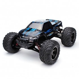 Monster Truck Bigfoot Brushed RC Remote Control 2WD 2.4GHz - 9115 - Blue