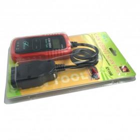 Viecar Car Diagnostic Scan Tool OBD2 - CY300/VC300 - Black - 6
