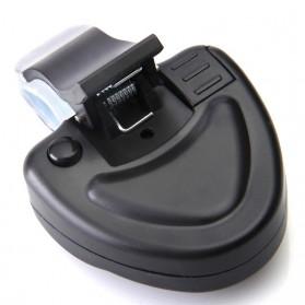 TaffSPORT Siren R3 Yolo Alarm Pancing dengan Indikator LED - Black - 3