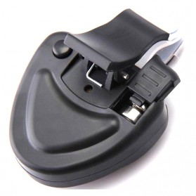 TaffSPORT Siren R3 Yolo Alarm Pancing dengan Indikator LED - Black - 4