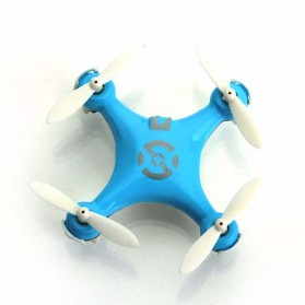 Cheerson CX-10 Mini Pocket Quadcopter Drone 2.4GHz - Blue - 2